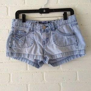 5/$25 Mossimo Jean Shorts 7 juniors